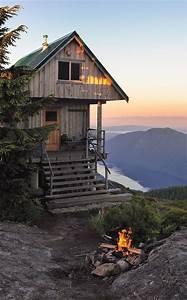 Hütte Im Wald Bauen : ein traumhaus aus holz in den bergen was f r ein wundersch ner platz zum sein architektur in ~ A.2002-acura-tl-radio.info Haus und Dekorationen