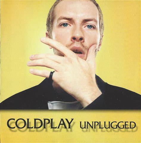Coldplay Unplugged 2003 Cd Discogs