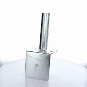 Gabionen L Form : becker betonzaun bodenplatte f r rundpfosten 42mm auf l steine kurz verzinkt bodenplatte f r ~ Sanjose-hotels-ca.com Haus und Dekorationen