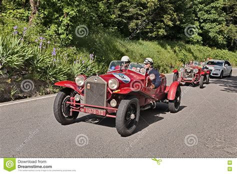 Lancia Lambda Tipo 221 Spider Casaro 1928 In Mille