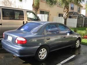 2001 Kia Sephia - Vin  Knafb121615053724