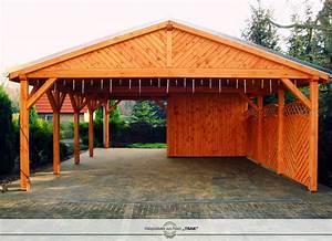 Carport Aus Holz : carport aus holz projekte5 001 carports aus polen ~ Orissabook.com Haus und Dekorationen