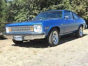 Sell Used 1977 Chevrolet Nova Base Coupe 2