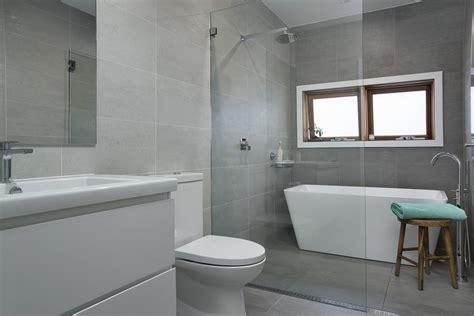 Modern Small Bathroom Renovations by Pac Constructions Bathroom Renovations