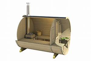 Sauna Mit Holzofen : fasssauna mit holzofen aus polen schwimmbad und saunen ~ Whattoseeinmadrid.com Haus und Dekorationen