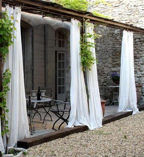 Tendaggi Per Verande Come Arredare La Veranda In Stile Provenzale Foto