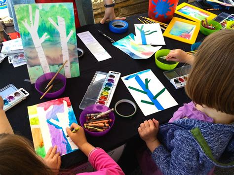 Explore Art With Us At Art Outside!