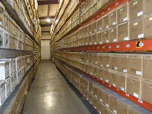 records management or electronic document management With long term document storage