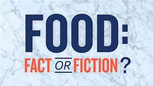 food fact or fiction shows cooking channel cooking
