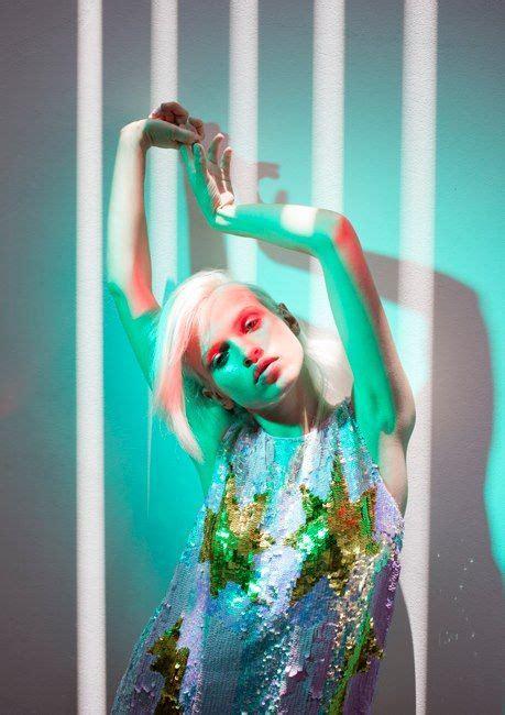 lighting effects photography  fashion fashion