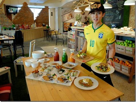Brunei Restaurant Review The Energy Kitchen By Wu Chun 吴尊
