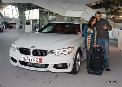 bmw european delivery