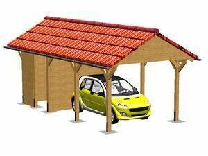 Einzelcarport Mit Geräteraum : carports carport carporte vom garnuka carportwerk einzelcarport satteldach ~ Buech-reservation.com Haus und Dekorationen
