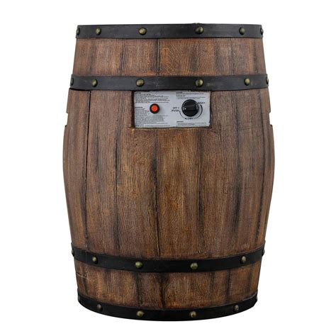 homcomfort 43 500 btu whiskey barrel propane gas patio