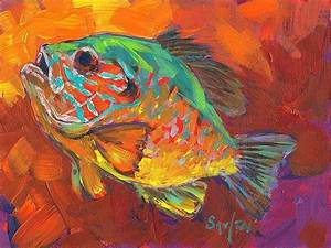 19 best Mike Savlen images on Pinterest | Fish paintings ...