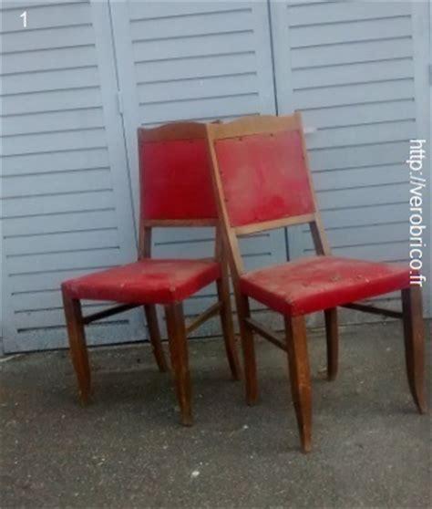 comment tapisser une chaise comment tapisser une chaise 28 images comment tapisser