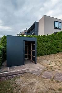 Fassade Selber Streichen : deisgn gartenhaus by design garten augsburg anthrazit ~ Lizthompson.info Haus und Dekorationen