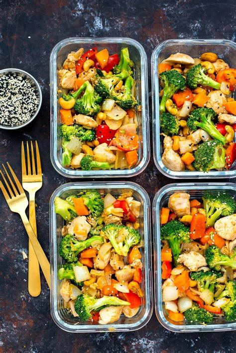 healthy easy to cook dishes 20 easy healthy meal prep lunch ideas for work the on bloor