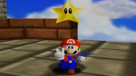 Super Mario 64 All Secret Stars Youtube