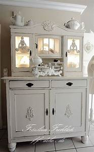 Alte Möbel Streichen Shabby Chic : shabby chic buffet inspiration for future guest bed in 2019 ~ Watch28wear.com Haus und Dekorationen