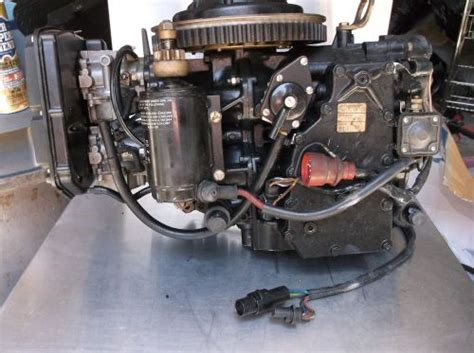 Used Outboard Motors Jacksonville by Find Johnson Evinrude Power Head 40 48 50 Hp Motorcycle In