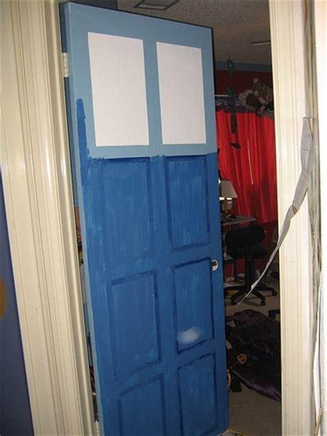 tardis door cover tardis door 183 how to make wall decor 183 decorating on cut