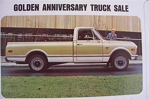1968 50th Anniversary C10 Pick