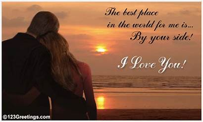 Couples Lovers Ecards Quotes Place Greetings Places
