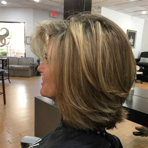 51 stunning medium length layered haircuts hairstyles for 2019