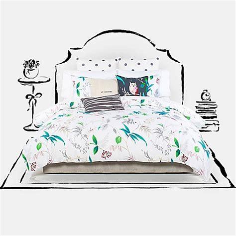 3548 kate spade bed set kate spade new york trellis blooms duvet cover set in