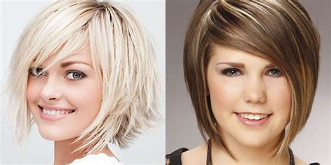 easy medium short bob haircut images  fine hair