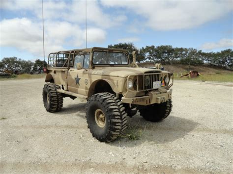 custom kaiser jeep 1967 jeep jeep kaiser m715 classic jeep other 19670000