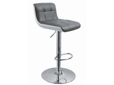 chaises de bar conforama tabouret de bar wharf coloris gris vente de chaise de