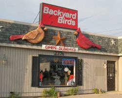 Backyard Bird Shop Locations by Backyard Birds 2374 East 54th Indianapolis In