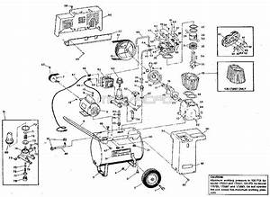sears craftsman air compressor parts With auto ac compressor parts diagram auto parts diagrams