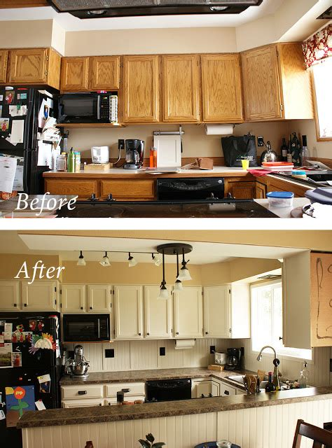 painting cheap kitchen cabinets my cheap diy kitchen remodel 4013