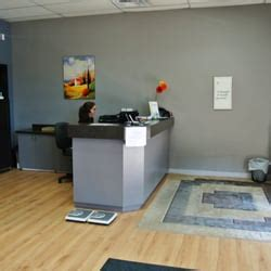 front desk in calgary willow park chiropractic office 10816