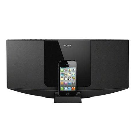 best ipod stereo sony cmtv10ip hi fi shelf top audio system with ipod dock 10 watts total power ipod and iphone