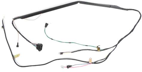 1968 Chevy Truck Wiring Harnes by 1968 Chevrolet Truck Parts Electrical And Wiring