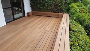 Terrasse Mit Holz : holz f r garten und terrasse ~ Whattoseeinmadrid.com Haus und Dekorationen
