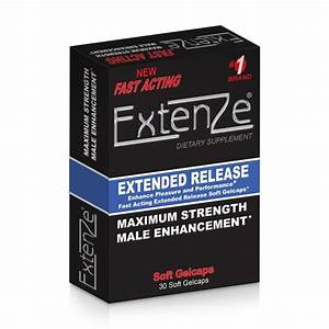 Extenze Review  U0026 Real Results  Updated 2019