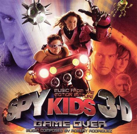 spy kids   game     motion picture