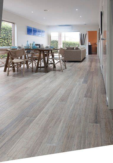Embelton Bamboo Flooring 'Beach House' Like the light