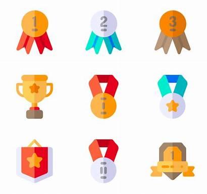 Reward Rewards Icons Transparent Badges Various Program