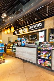 convenience store interior design - Convenience Store Design Ideas