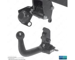 nissan xtrail 2014 onwards westfalia detachable towbar