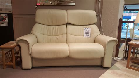 stressless liberty high back 2 seater sofa clearance all