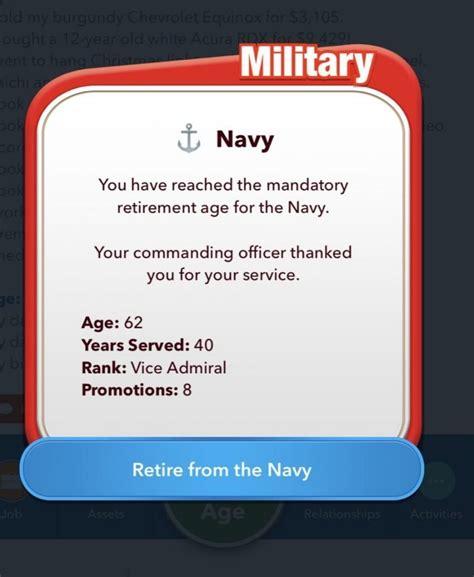 bitlife billionaire become rich military age retirement mandatory millionaire updated case retire