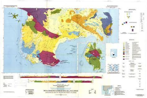 geologi regional sulawesi tenggara negeri seribu benteng