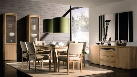 galeria de imagenes como decorar  salon comedor